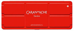 Caran d'Ache Gouache Studio 15 Assorted Colors Set in Metal Tin