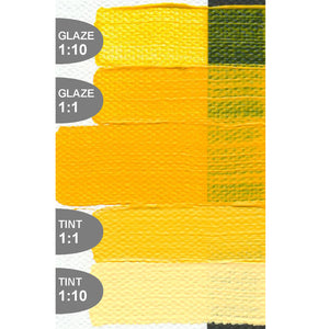 Golden Artist Colors (GAC) Heavy Body Acrylic Paint, 2-Ounce Tube, Diarylide Yellow (1147-2)