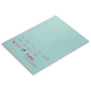 Legion Paper YUPO Translucent Paper White, 15 Sheets