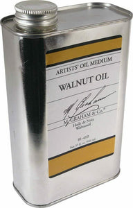 M. Graham 32-Ounce Walnut Oil Medium