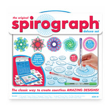 Load image into Gallery viewer, Kahootz Original Spirograph Deluxe Set