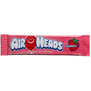 Other Candy, Gum & Chocolate Strawberry Airheads 15.6g