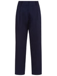 The Ford Trouser - Indigo Blue - Alice Early