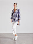 Alice Early Organic Cotton Check Shirt
