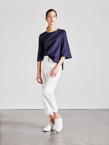 The Rachael Top - Navy - Alice Early