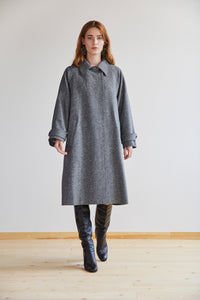 Amaury Coat in Herringbone - Alice Early
