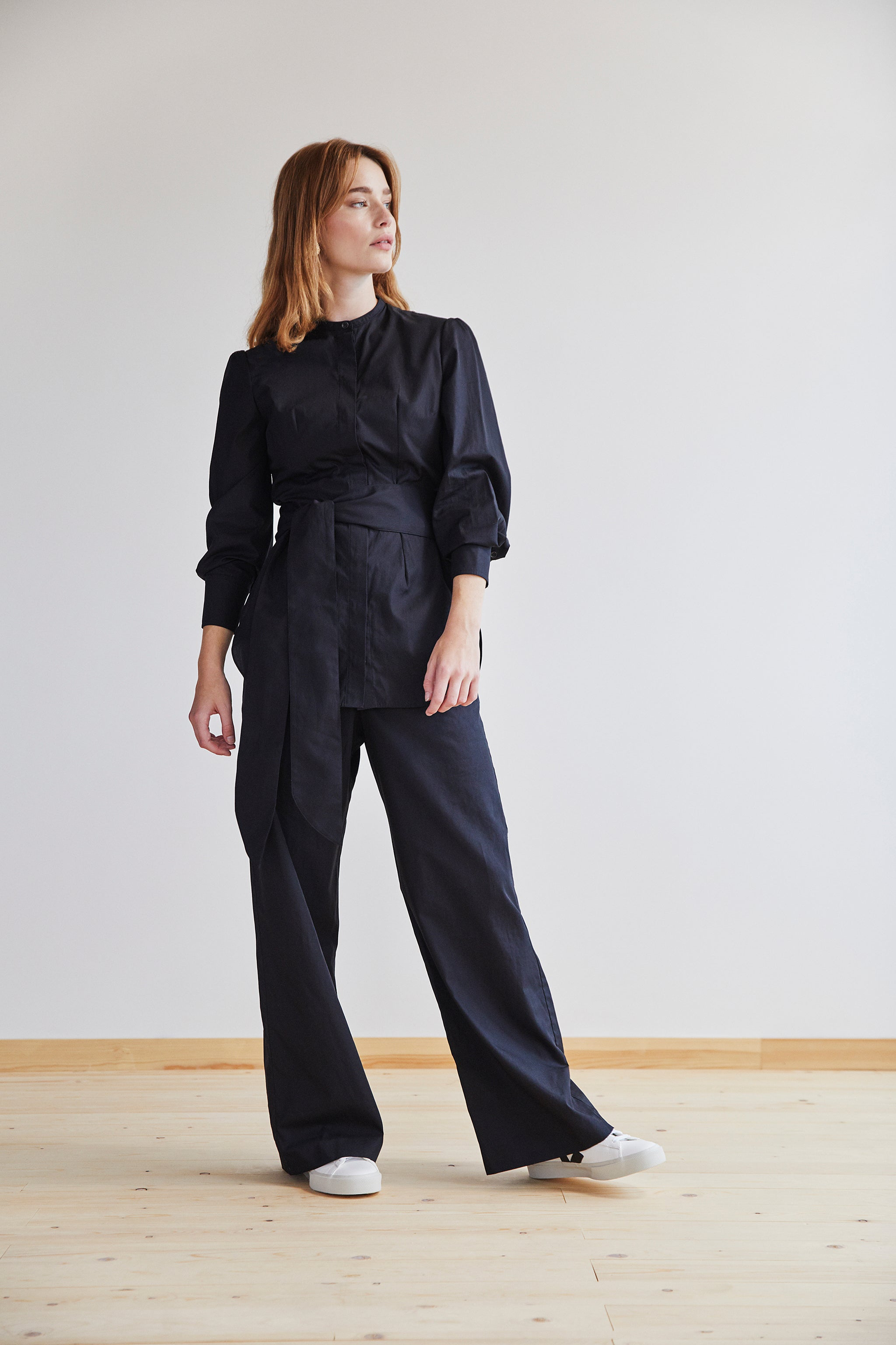 Jessie Trouser in Black