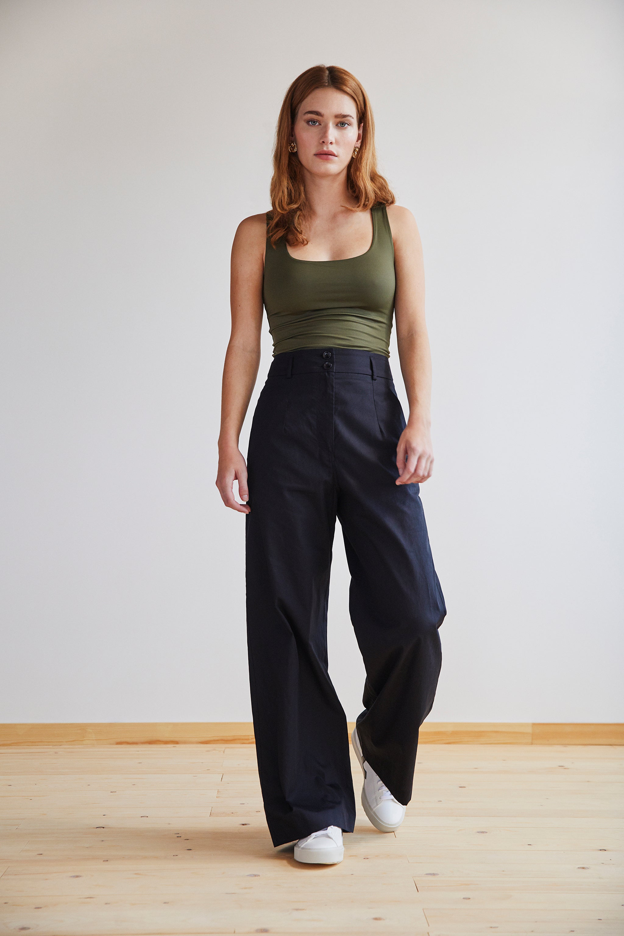 Jessie Trouser in Black - Alice Early