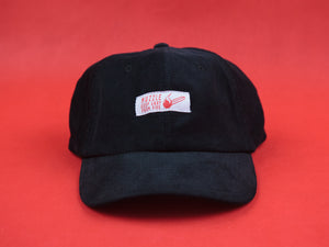 Keep Away From Fire Cap (Black)