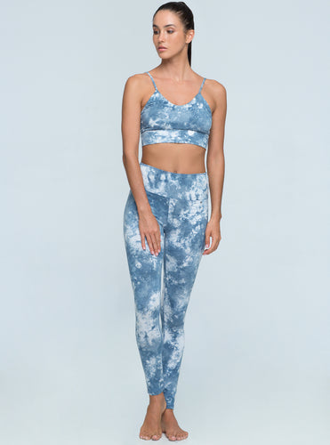 BUDDHA WEAR | Leggings Ansley 2.0. | Sky Blue