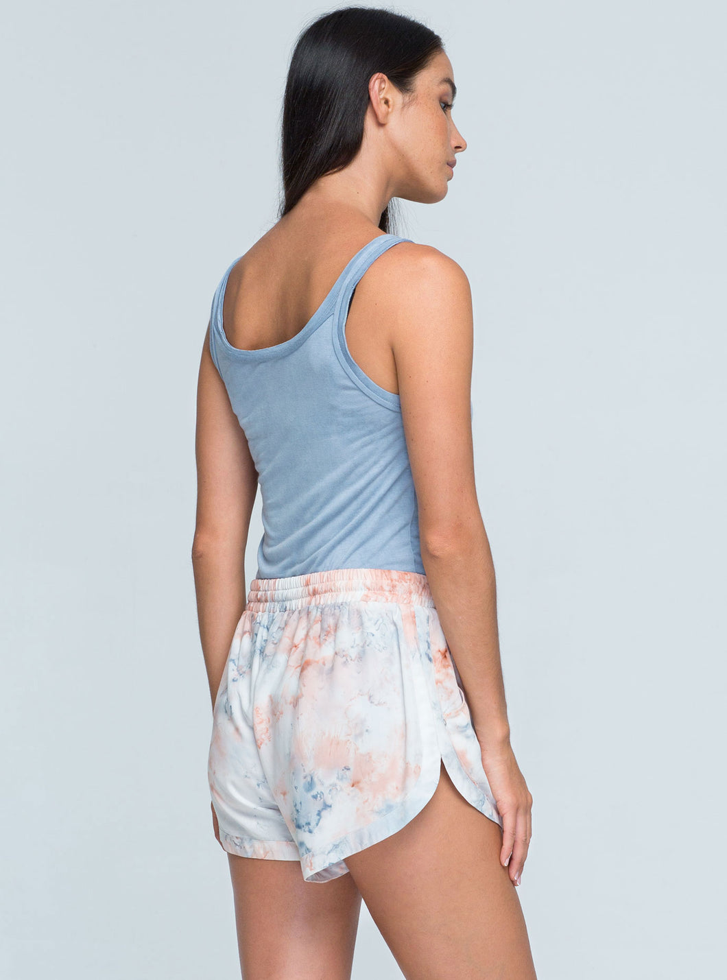 BUDDHA WEAR | Shorts Valea | Cotton Candy
