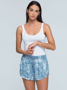 BUDDHA WEAR | Shorts Valea | Sky Blue