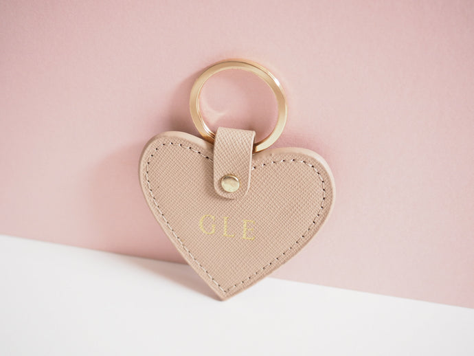 Travel Keyring - Personalised Nude