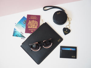 Personalised Travel Accessories Gift Set