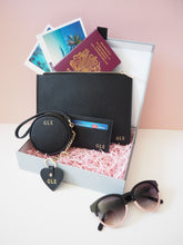 Load image into Gallery viewer, Personalised Travel Accessories Gift Set