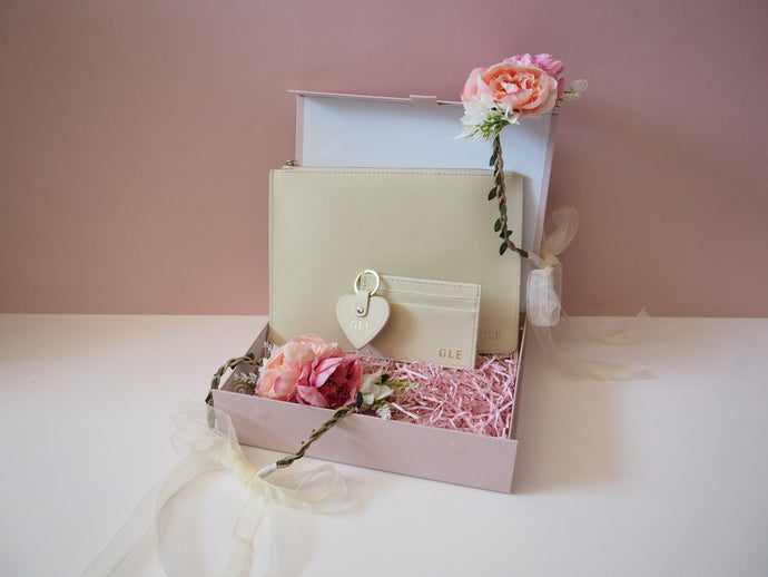 Wedding Personalised Gift Set
