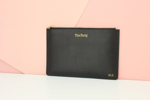 'Tea Party' Pouch