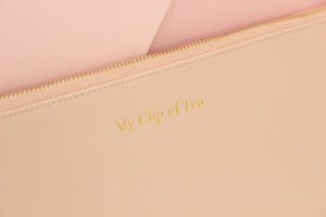 'My Cup of Tea' Personalised Pouch