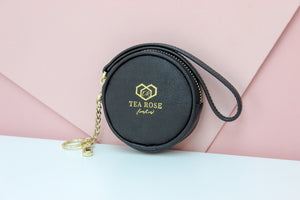 Personalised Travel Coin Purse