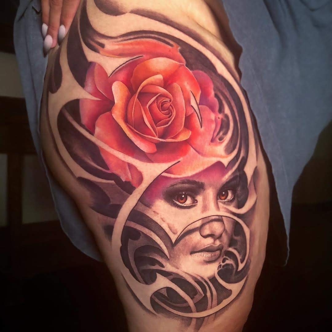Josh Duffy - Featured Platinum Rose Tattoo Aftercare Artist