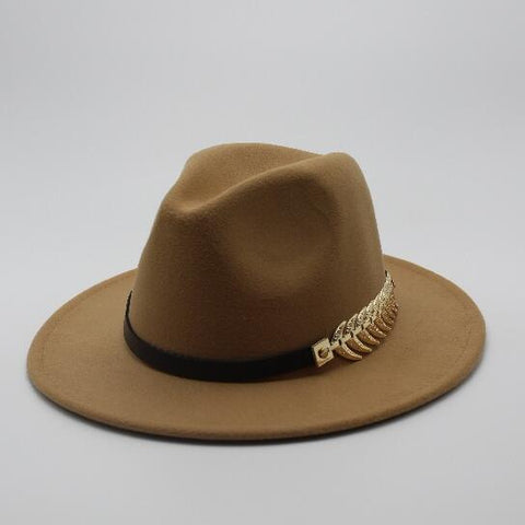 Reppit Hats Cream Jazz Fedora