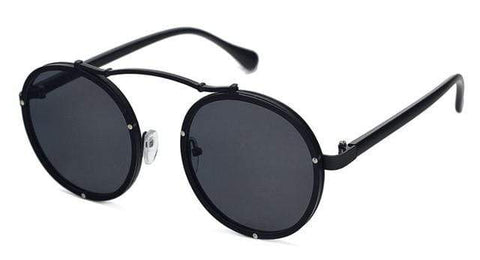 Reppit Sunglasses Black/Black Tiger