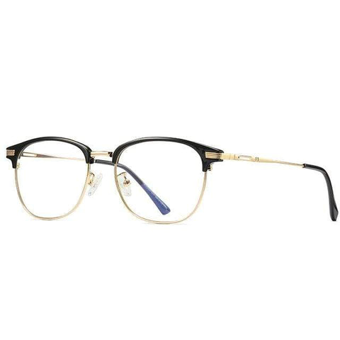 Reppit Sunglasses Black gold Anti Blue Light Glasses