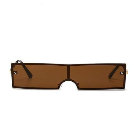 Reppit Sunglasses D577 C5 gold brown Sassy