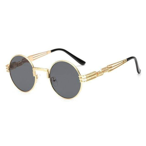 Reppit Sunglasses Gold/Black Ozzy