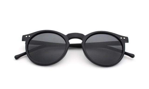 Reppit Sunglasses Matte Black Mercury