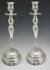 Silver Plate Candlestick