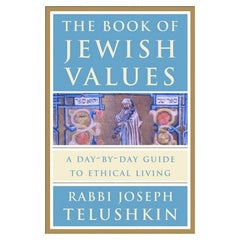The Book od Jewish Values