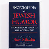 Encyclopedia of Jewish Humor