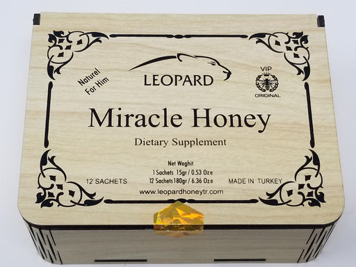 Leopard Miracle Honey - The Baggie Store