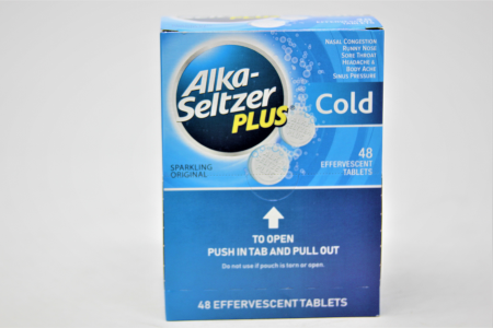 DSP* ALKA SELTZER PLUS 50'S *** (BX) - The Baggie Store