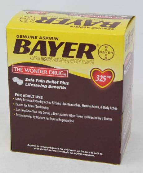 DSP* BAYER 50'S (BX) - The Baggie Store
