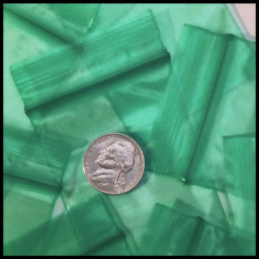 "2030 Original Mini Ziplock 2.5mil Plastic Bags 2"" x 3"" Reclosable Baggies (Green) - The Baggie Store"