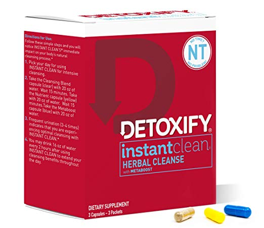 Detoxify Instant Clean - The Baggie Store