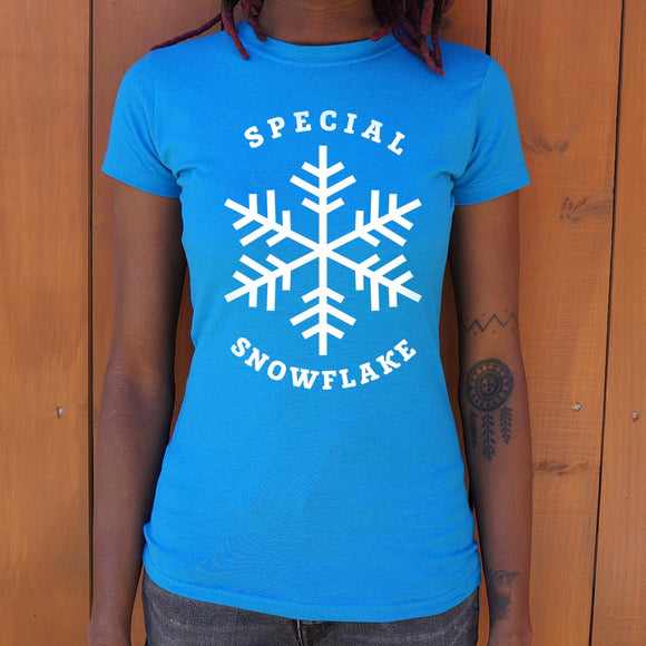 Special Snowflake T-Shirt (Ladies)