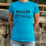 Baller T-Shirt (Ladies)