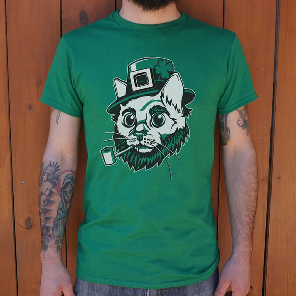 Lepre Cat T-Shirt (Mens)