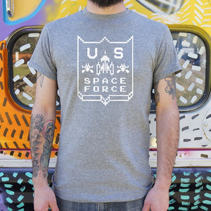 US Space Force T-Shirt (Mens)