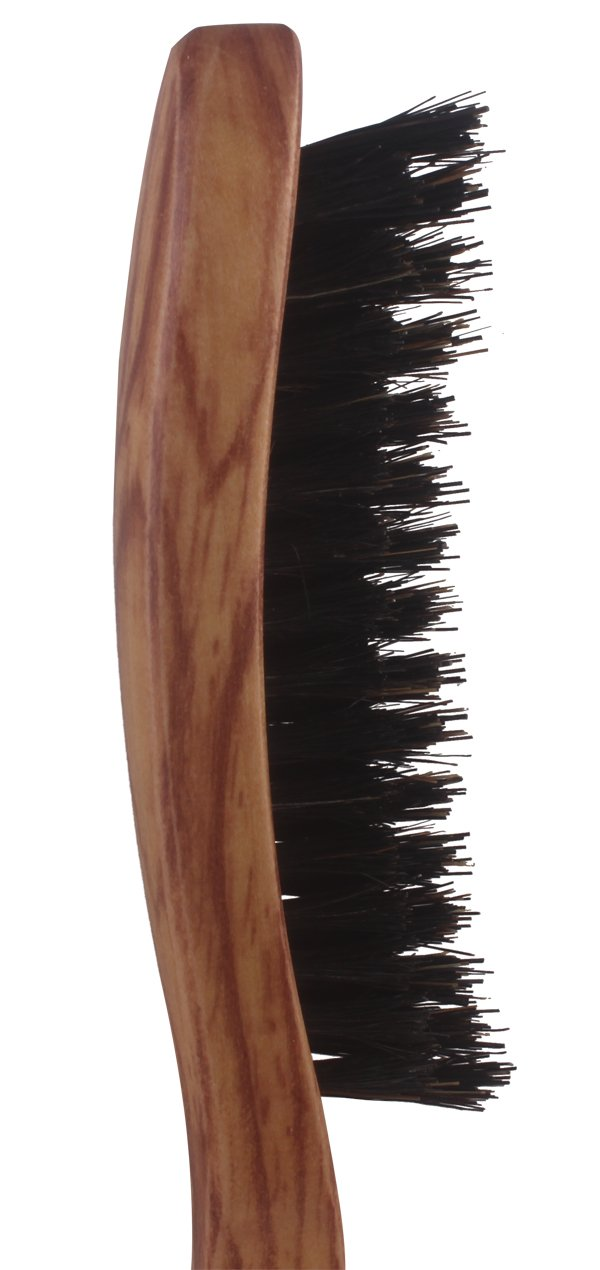 100% Pure Boar Bristle Teasing Hair Brush