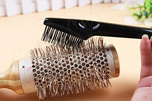 Hair Brush Cleaning Cleaner Tool-Black