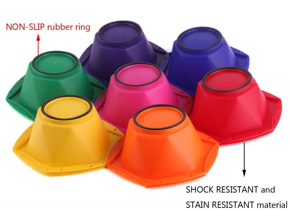 Super Cute Hair Dye Mixing Bowl Kit