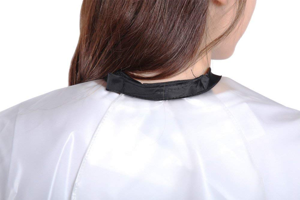 Short Salon Hair Shampoo Cape