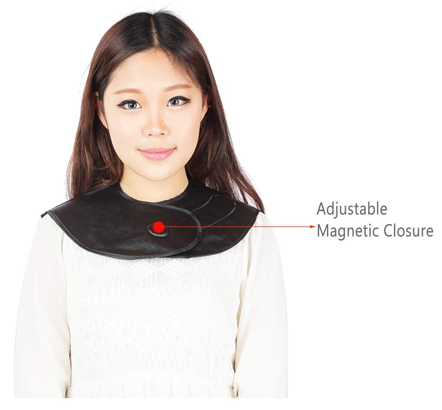 Salon Hair Cutting Collar Cape