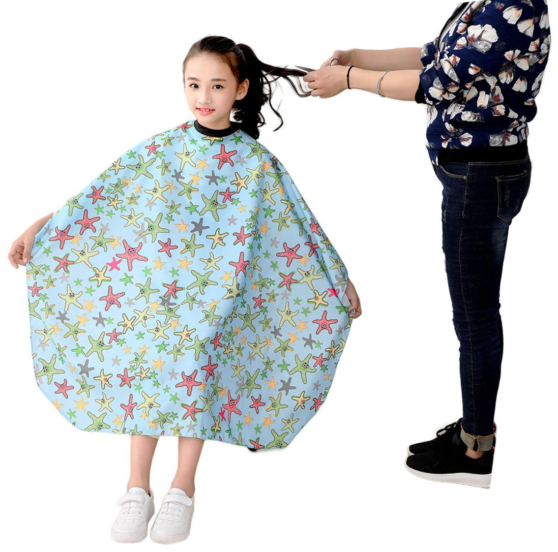 Barber Hair Cutting Cape Kids