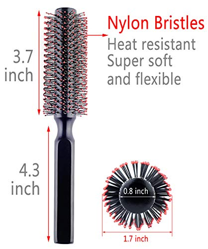Round Hair Brush for Blow Drying