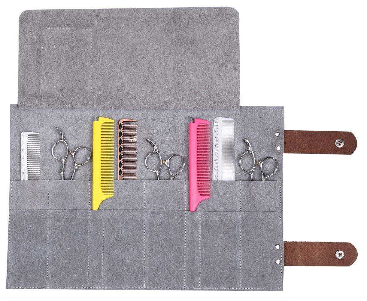 Hair Stylist Scissor Holder Pouch Cases for Hairdressers
